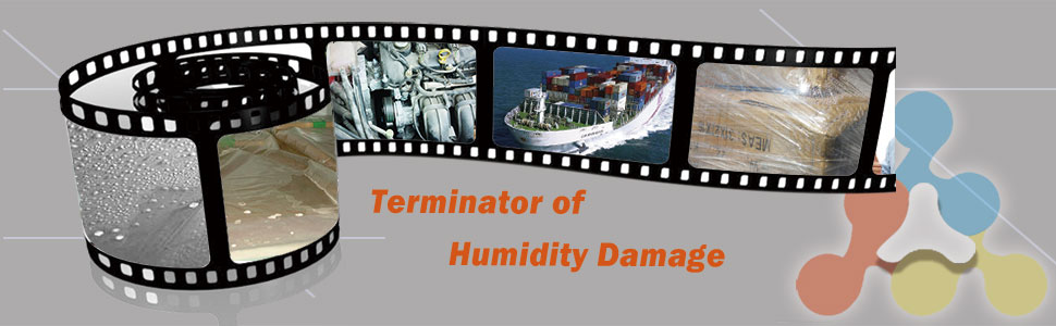 Terminator of humidity damage